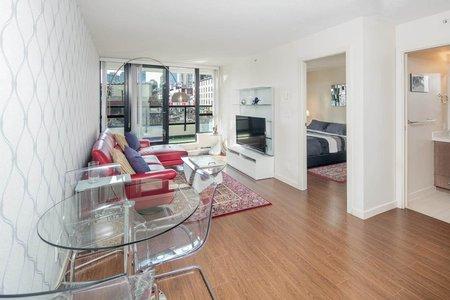 R2241322 - 310 977 MAINLAND STREET, Yaletown, Vancouver, BC - Apartment Unit