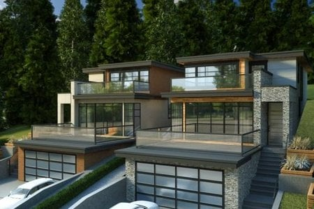 R2241339 - 2379 PANORAMA DRIVE, Deep Cove, North Vancouver, BC - House/Single Family