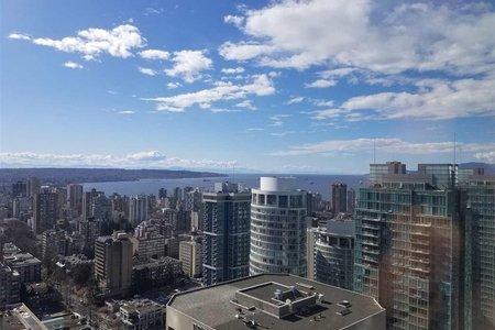 R2241383 - 3902 1151 W GEORGIA STREET, Coal Harbour, Vancouver, BC - Apartment Unit