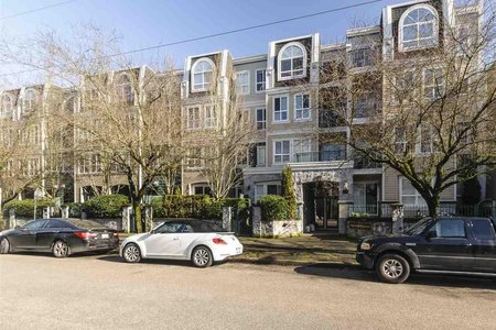 R2241489 - 304 3278 HEATHER STREET, Cambie, Vancouver, BC - Apartment Unit