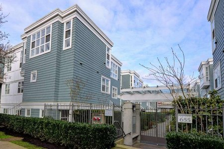 R2241548 - 101 657 W 7TH AVENUE, Fairview VW, Vancouver, BC - Townhouse