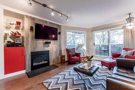 R2241557 - 203 1935 W 1ST AVENUE, Kitsilano, Vancouver, BC - Apartment Unit