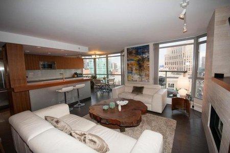 R2241558 - 2201 867 HAMILTON STREET, Downtown VW, Vancouver, BC - Apartment Unit