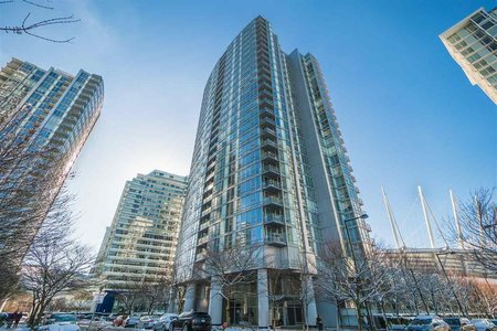 R2241604 - 2807 668 CITADEL PARADE, Downtown VW, Vancouver, BC - Apartment Unit
