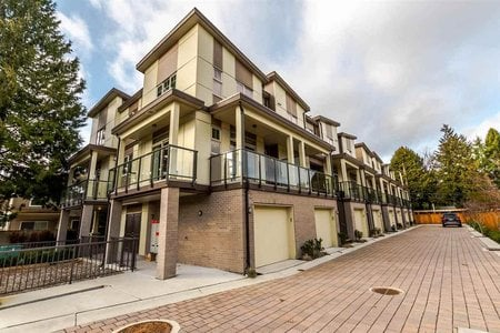 R2241798 - 1 8751 COOK ROAD, Brighouse, Richmond, BC - Townhouse