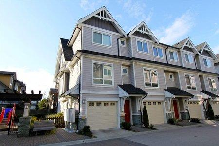 R2241915 - 21 6199 BIRCH STREET, McLennan North, Richmond, BC - Townhouse