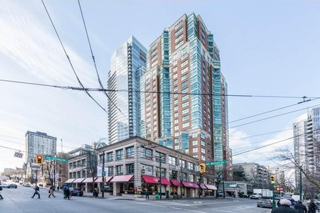 R2242188 - 1102 909 BURRARD STREET, West End VW, Vancouver, BC - Apartment Unit