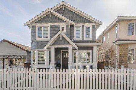 R2242245 - 46 E 47TH AVENUE, Main, Vancouver, BC - House/Single Family