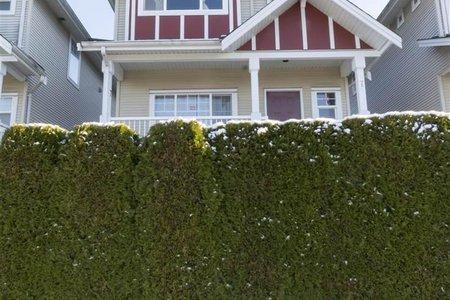 R2242262 - 7 4711 BLAIR DRIVE, West Cambie, Richmond, BC - Townhouse