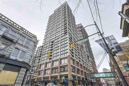 R2242316 - 1408 108 W CORDOVA STREET, Downtown VW, Vancouver, BC - Apartment Unit