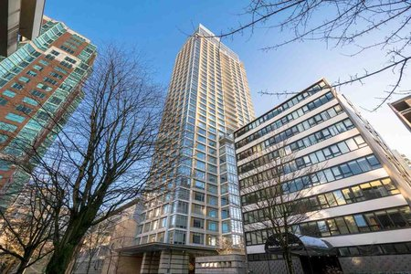 R2242384 - 3401 1028 BARCLAY STREET, West End VW, Vancouver, BC - Apartment Unit