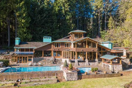 R2242533 - 458 SOUTHBOROUGH DRIVE, British Properties, West Vancouver, BC - House/Single Family