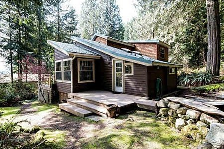 R2242648 - 15 BRIGHTON BEACH, Indian Arm, North Vancouver, BC - House with Acreage