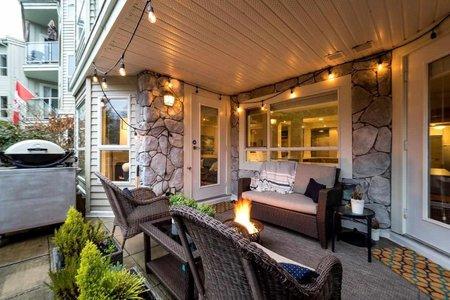R2242725 - 107 1283 PARKGATE AVENUE, Northlands, North Vancouver, BC - Apartment Unit