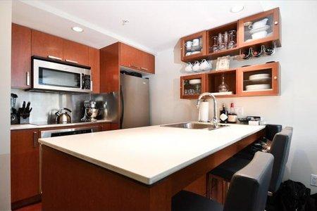 R2242855 - 508 1255 SEYMOUR STREET, Downtown VW, Vancouver, BC - Apartment Unit