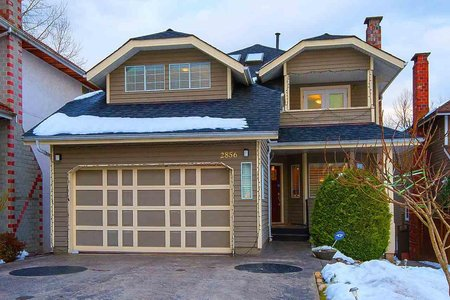 R2242943 - 2856 MUNDAY PLACE, Tempe, North Vancouver, BC - House/Single Family