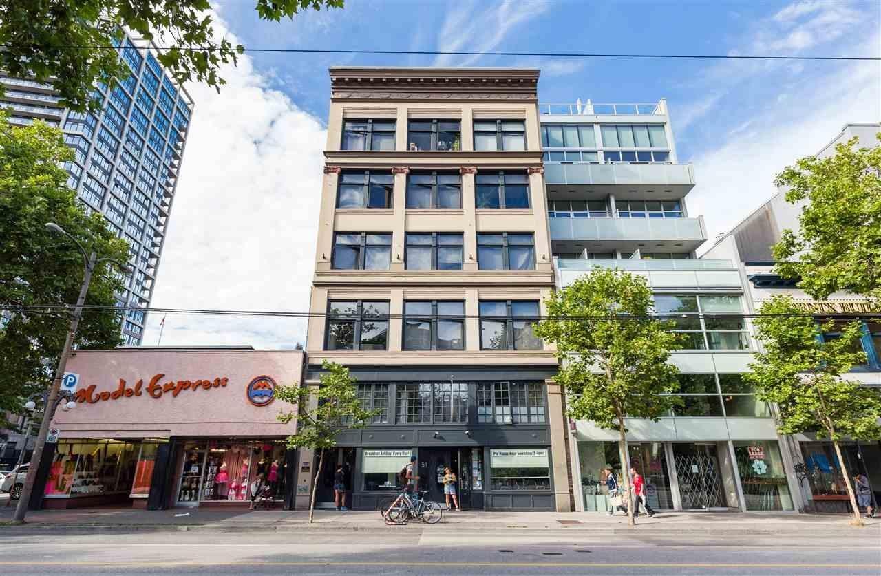 602 53 W HASTINGS STREET, Vancouver - R2242946