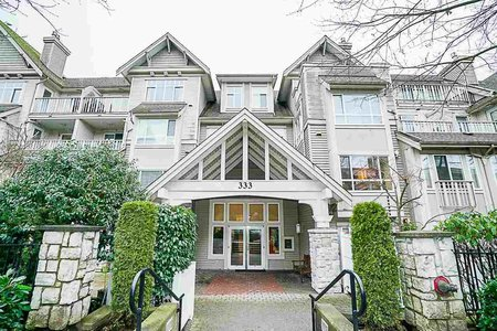 R2243165 - 318 333 E 1ST STREET, Lower Lonsdale, North Vancouver, BC - Apartment Unit
