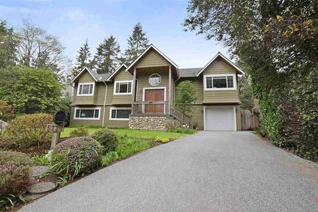 R2243194 - 5725 BLUEBELL DRIVE, Eagle Harbour, West Vancouver, BC - House/Single Family