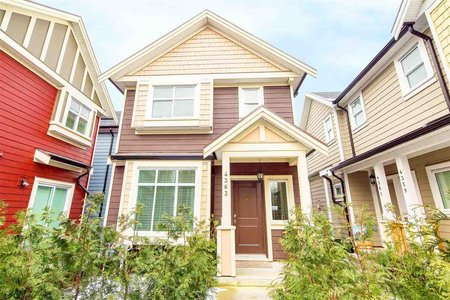 R2243223 - 4363 FLEMING STREET, Knight, Vancouver, BC - Townhouse