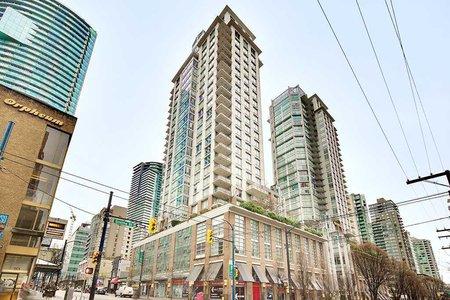 R2243228 - 2703 565 SMITHE STREET, Downtown VW, Vancouver, BC - Apartment Unit