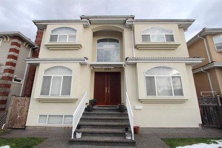 R2243386 - 6262 DOMAN STREET, Killarney VE, Vancouver, BC - House/Single Family