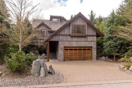 R2243418 - 8117 MUIRFIELD CRESCENT, Green Lake Estates, Whistler, BC - House/Single Family