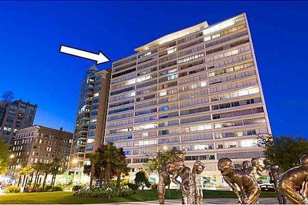 R2243425 - 1904 1835 MORTON AVENUE, West End VW, Vancouver, BC - Apartment Unit