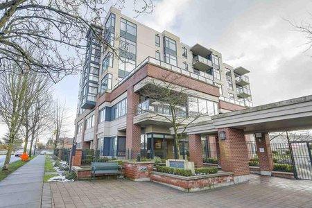 R2243541 - 202 538 W 45 AVENUE, Oakridge VW, Vancouver, BC - Apartment Unit