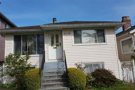 R2243616 - 5230 RHODES STREET, Collingwood VE, Vancouver, BC - House/Single Family