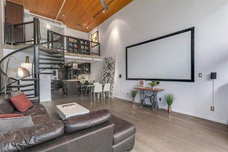 R2243674 - F 489 W 6TH AVENUE, False Creek, Vancouver, BC - Apartment Unit