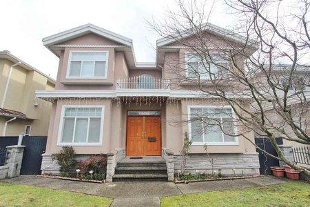 R2244046 - 6960 BROOKS STREET, Killarney VE, Vancouver, BC - House/Single Family