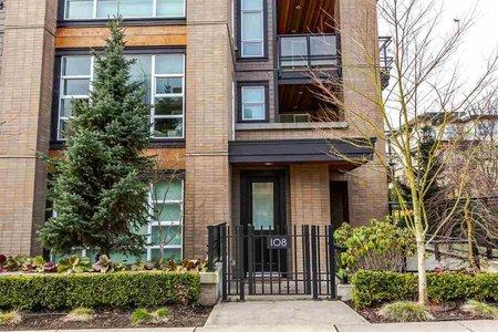 R2244169 - 108 3479 WESBROOK MALL, University VW, Vancouver, BC - Apartment Unit