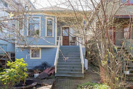R2244229 - 2046 FRANKLIN STREET, Hastings, Vancouver, BC - House/Single Family