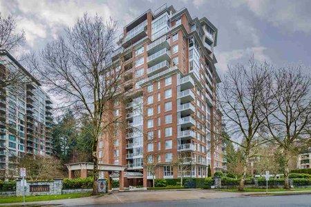R2244472 - 405 5615 HAMPTON PLACE, University VW, Vancouver, BC - Apartment Unit