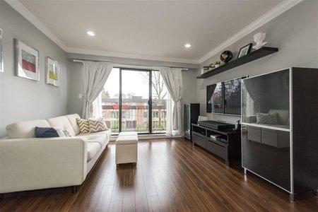 R2244511 - 304 2121 W 6TH AVENUE, Kitsilano, Vancouver, BC - Apartment Unit