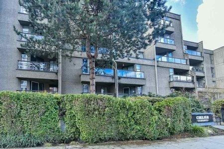 R2244561 - 202 1040 PACIFIC STREET, West End VW, Vancouver, BC - Apartment Unit