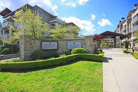 R2244642 - 222 560 RAVEN WOODS DRIVE, Roche Point, North Vancouver, BC - Apartment Unit