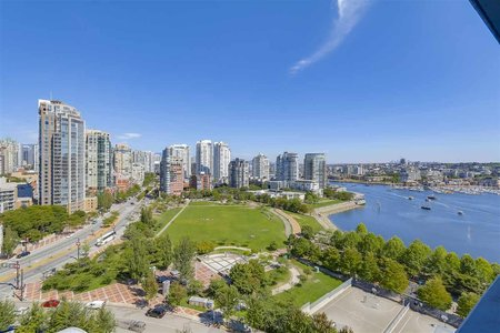 R2244711 - 1801 1483 HOMER STREET, Yaletown, Vancouver, BC - Apartment Unit