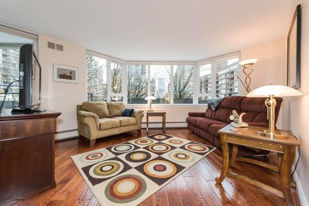 R2244859 - 205 1010 BURNABY STREET, West End VW, Vancouver, BC - Apartment Unit