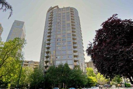 R2244960 - 1203 1050 SMITHE STREET, West End VW, Vancouver, BC - Apartment Unit