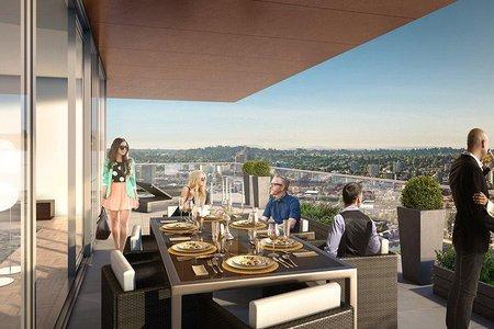 R2244971 - 4608 1480 HOWE STREET, Yaletown, Vancouver, BC - Apartment Unit