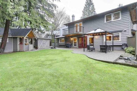 R2245012 - 4135 MADELEY ROAD, Upper Delbrook, North Vancouver, BC - House/Single Family