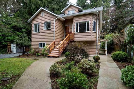 R2245066 - 3219 ALLAN ROAD, Lynn Valley, North Vancouver, BC - House/Single Family
