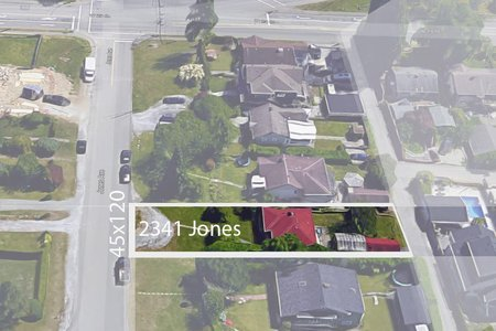 R2245422 - 2341 JONES AVENUE, Central Lonsdale, North Vancouver, BC - House/Single Family