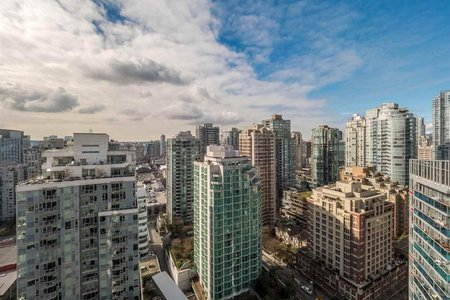 R2245473 - 2910 233 ROBSON STREET, Downtown VW, Vancouver, BC - Apartment Unit