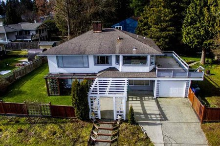 R2245531 - 715 HUNTINGDON CRESCENT, Dollarton, North Vancouver, BC - House/Single Family