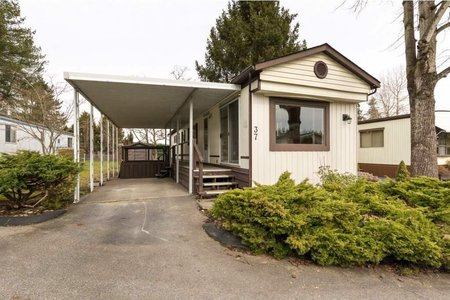 R2245695 - 37 7850 KING GEORGE BOULEVARD, East Newton, Surrey, BC - Manufactured