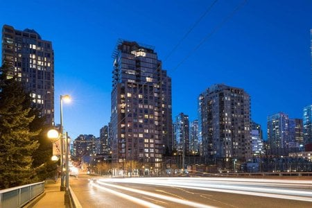 R2245768 - 1506 989 BEATTY STREET, Yaletown, Vancouver, BC - Apartment Unit