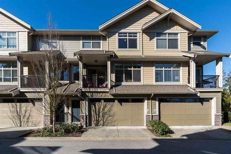 R2245839 - 72 22225 50 AVENUE, Murrayville, Langley, BC - Townhouse